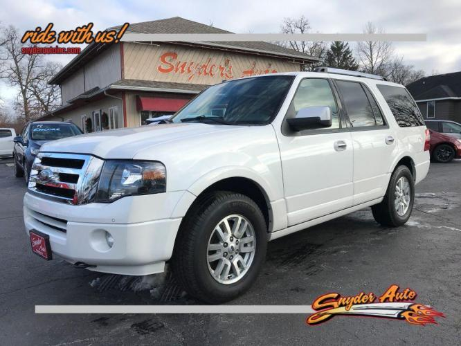 2012 FORD EXPEDITION 4DR