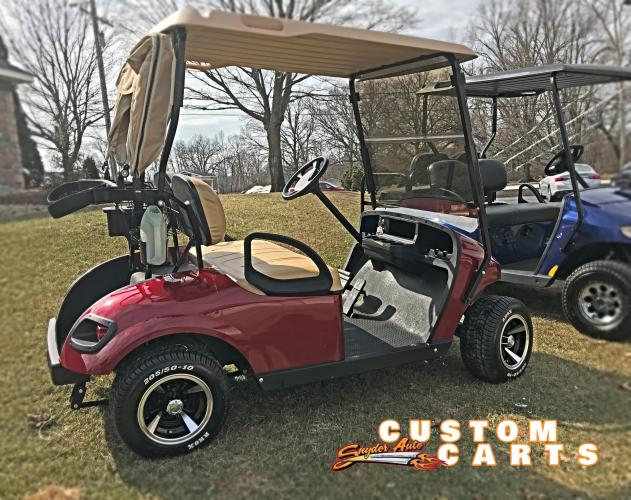 EZ-GO Golf Carts | Options Available